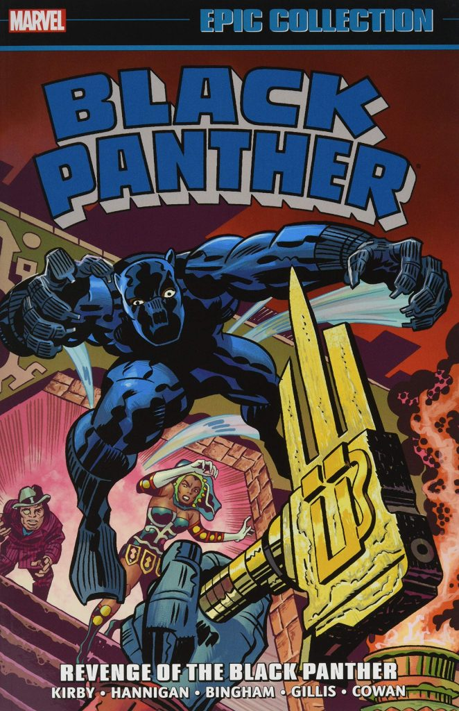 Marvel Epic Collection: Revenge of the Black Panther