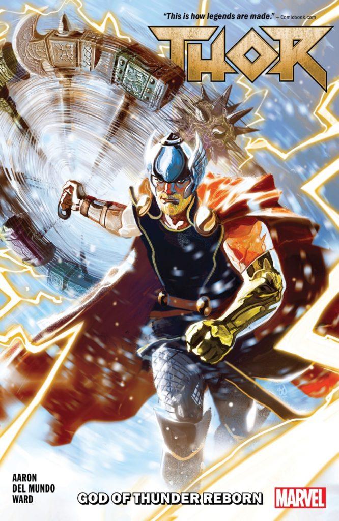 Thor: God of Thunder Reborn