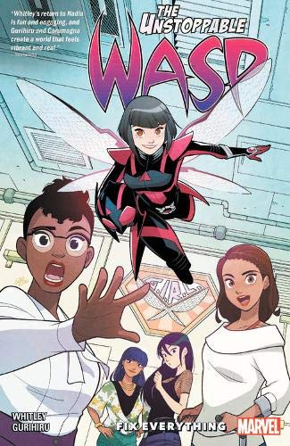 The Unstoppable Wasp: Fix Everything