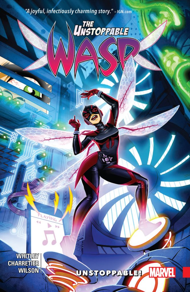 The Unstoppable Wasp: Unstoppable