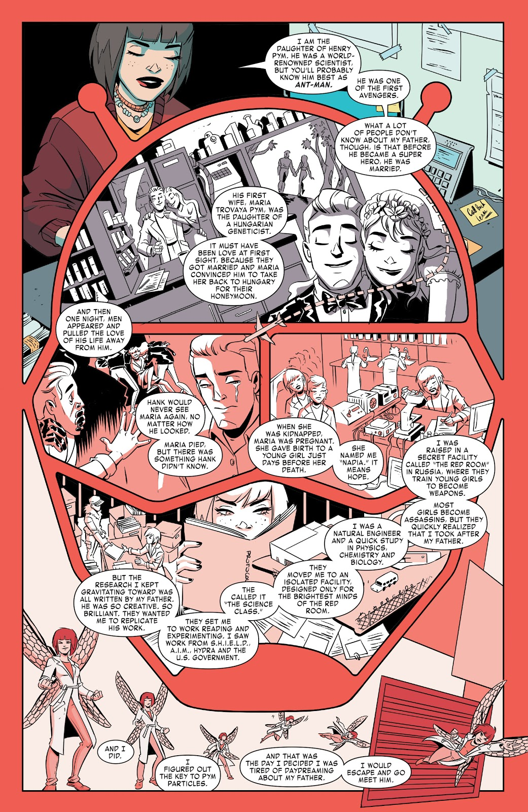 The Unstoppable Wasp Unstoppable review