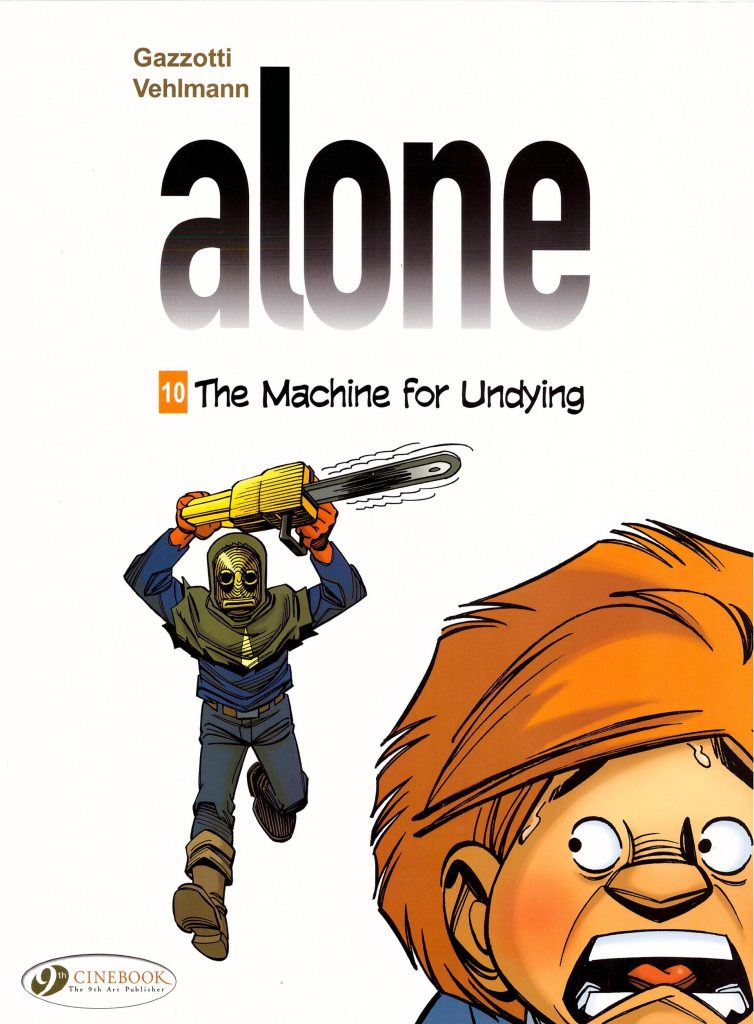 Alone 10: The Machine For Undying