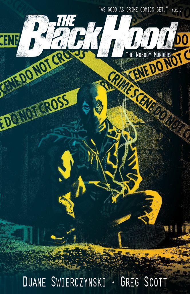 The Black Hood: The Nobody Murders