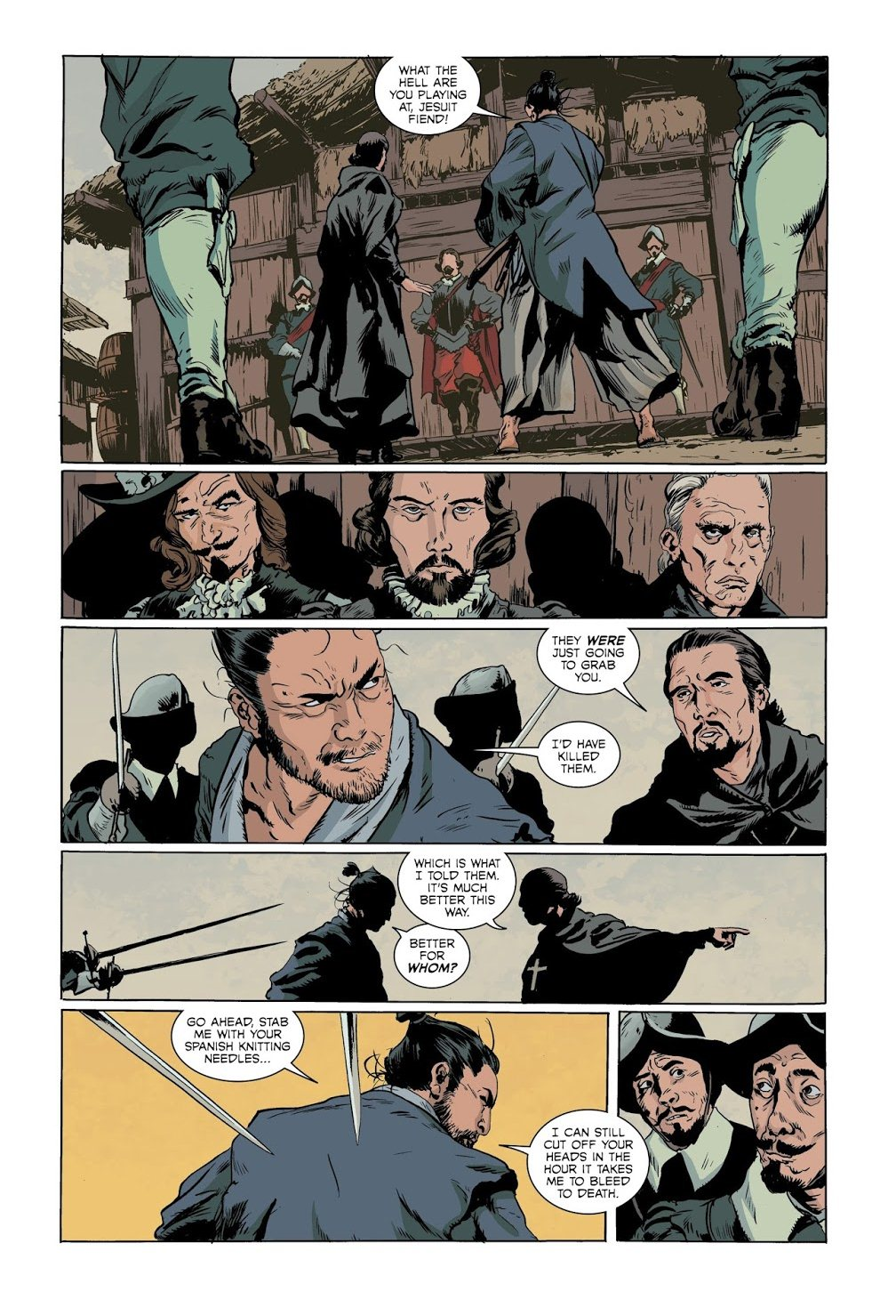 Cimarronin the Complete Graphic Novel review