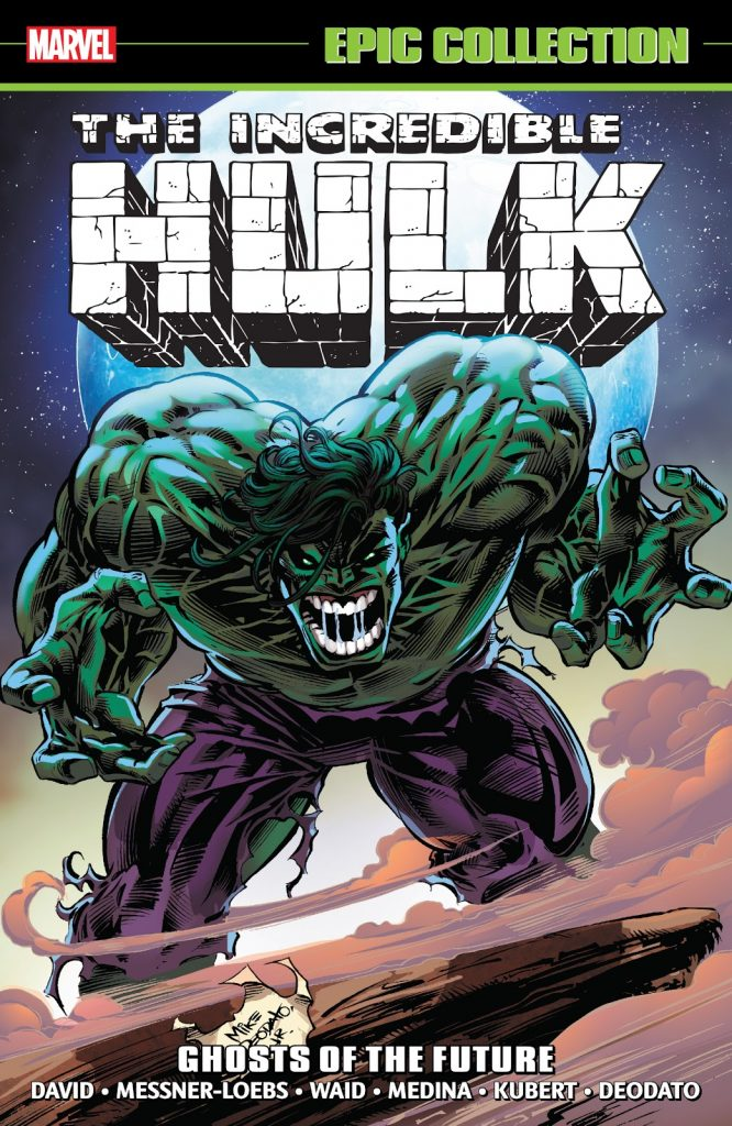 Marvel Epic Collection: The Incredible Hulk – Ghosts of the Future