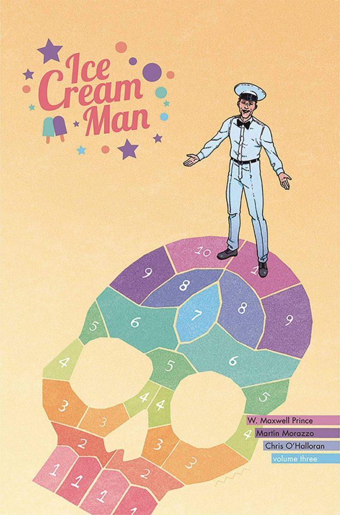 Ice Cream Man Volume 3: Hopscotch Mélange