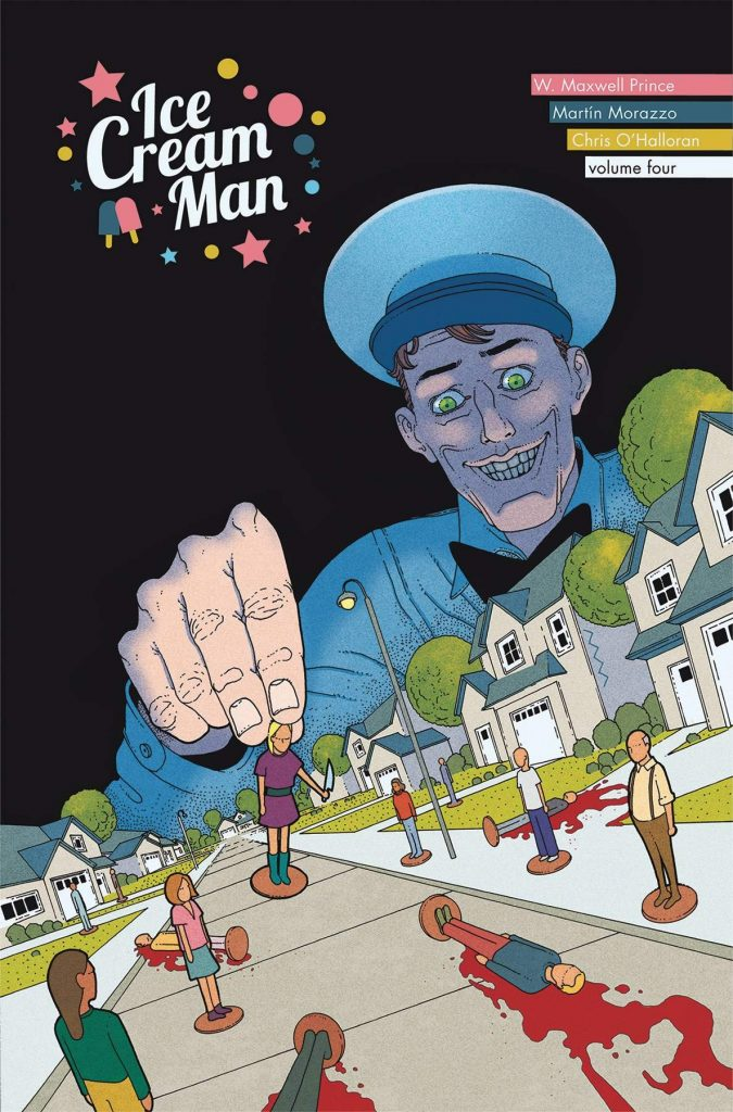 Ice Cream Man Volume 4: Tiny Lives