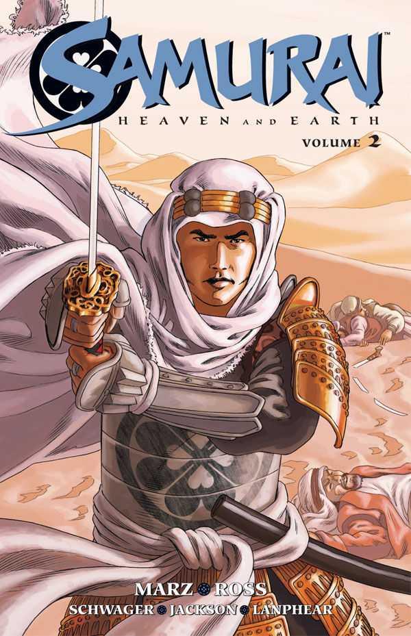 Samurai: Heaven and Earth Vol. 2
