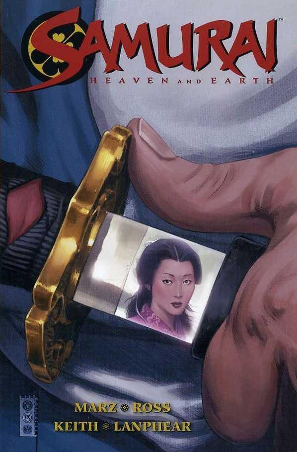 Samurai: Heaven and Earth Vol. 1