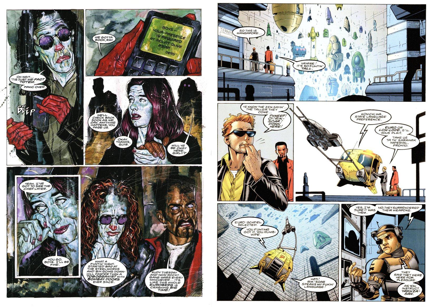 Sinister Dexter - Eurocrash review