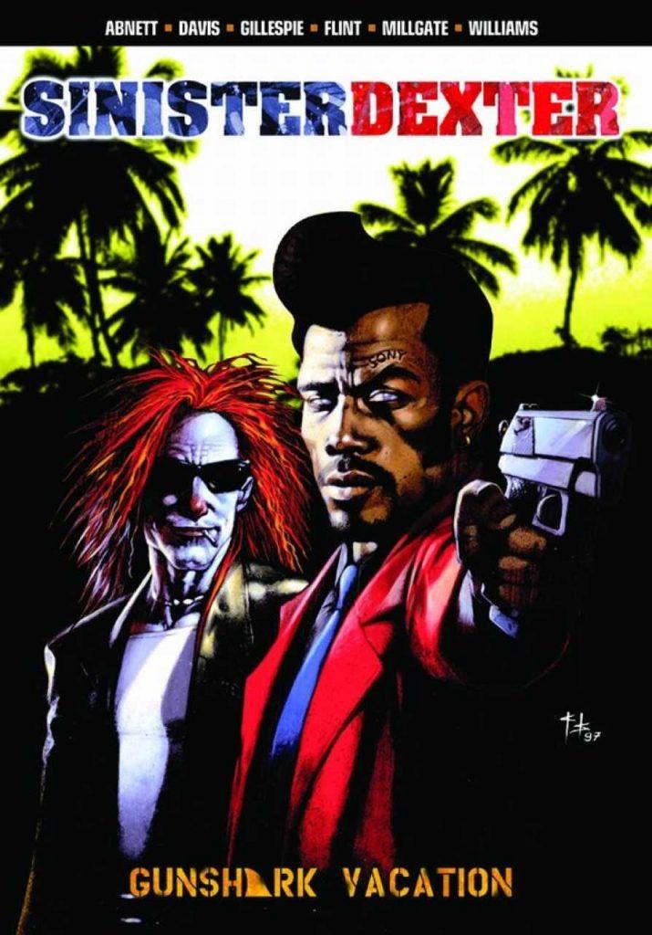 Sinister Dexter: Gunshark Vacation