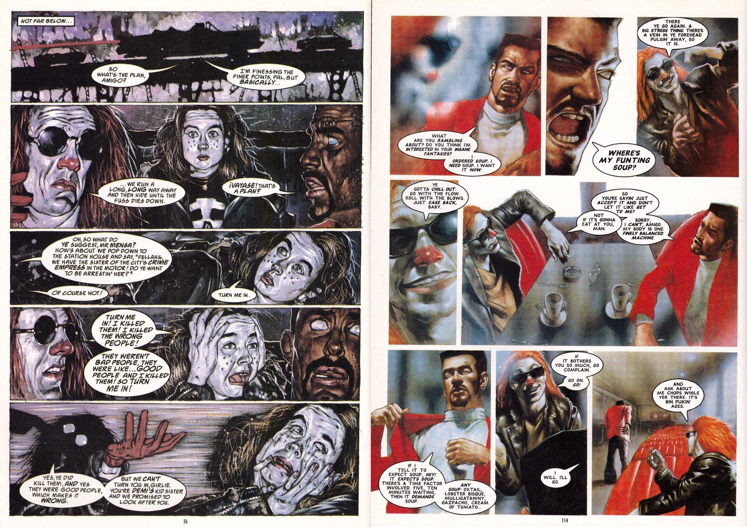 Sinister Dexter Murder 101 review