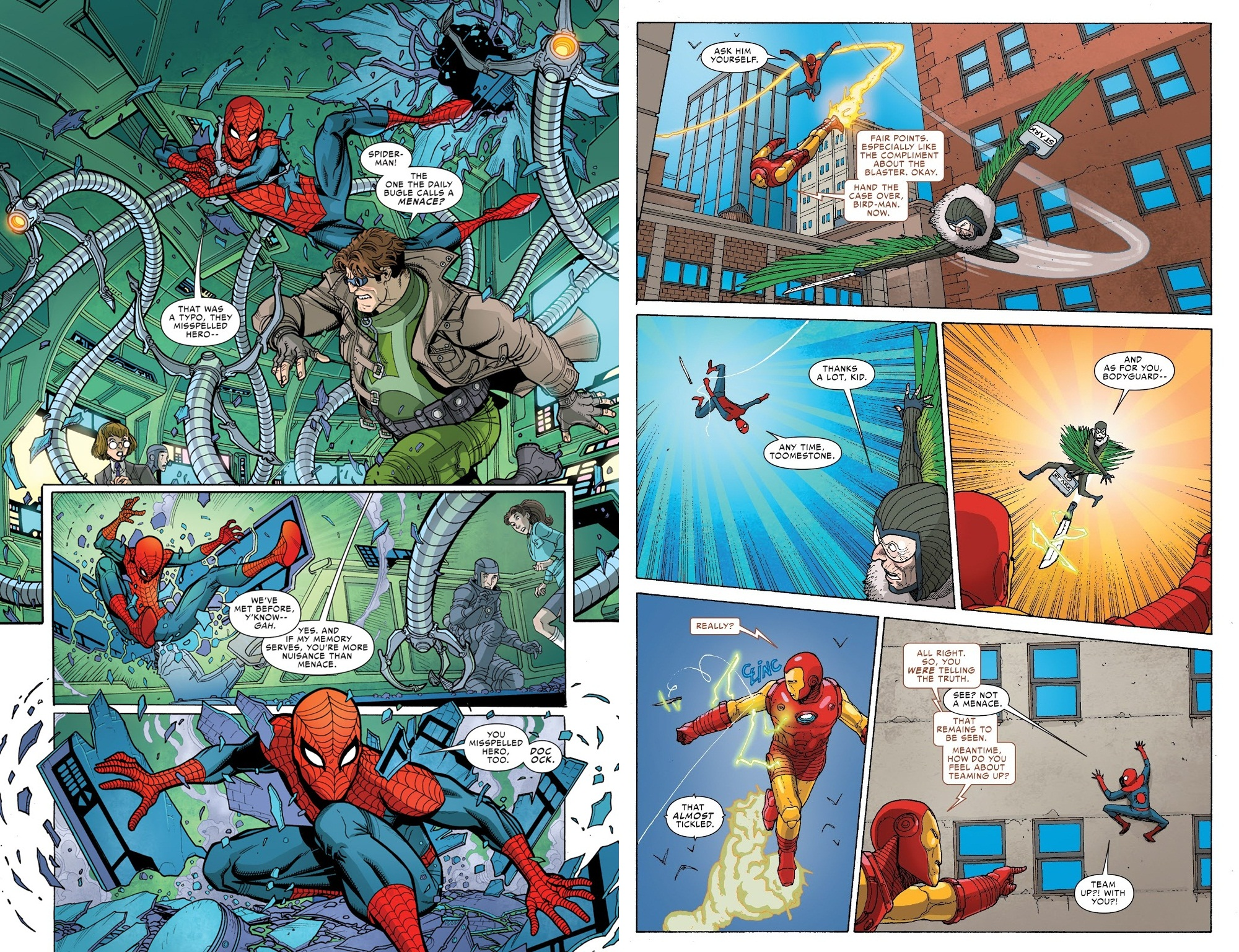 Spidey First Day review