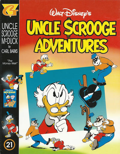 Uncle Scrooge Adventures by Carl Barks in Color 21