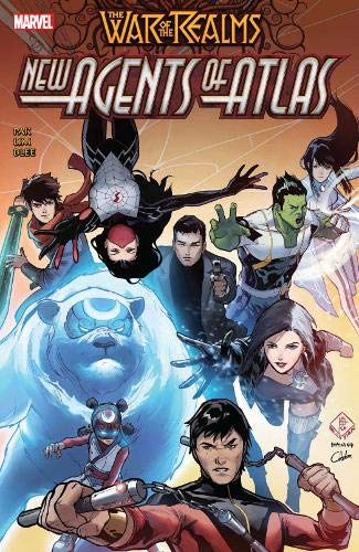 The War of the Realms: New Agents of Atlas