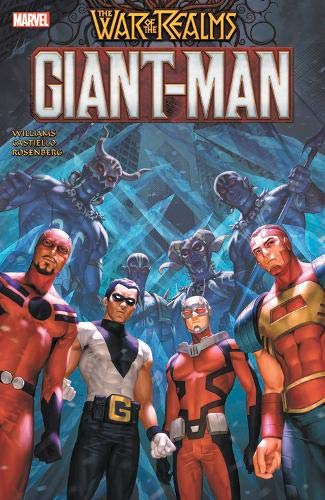 The War of the Realms: Giant Man
