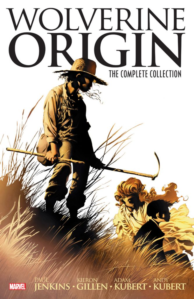 Wolverine: Origin – The Complete Collection