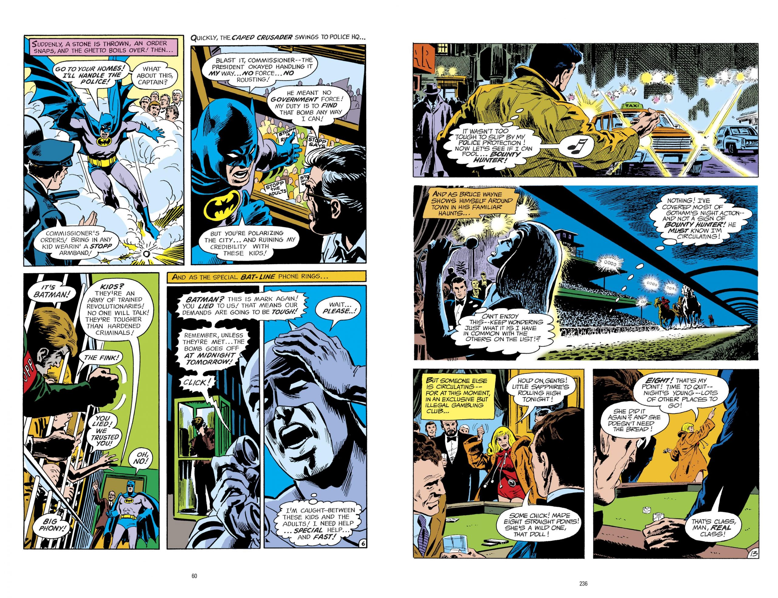 Batman in the Brave and the Bold - The Bronze Age V2 review