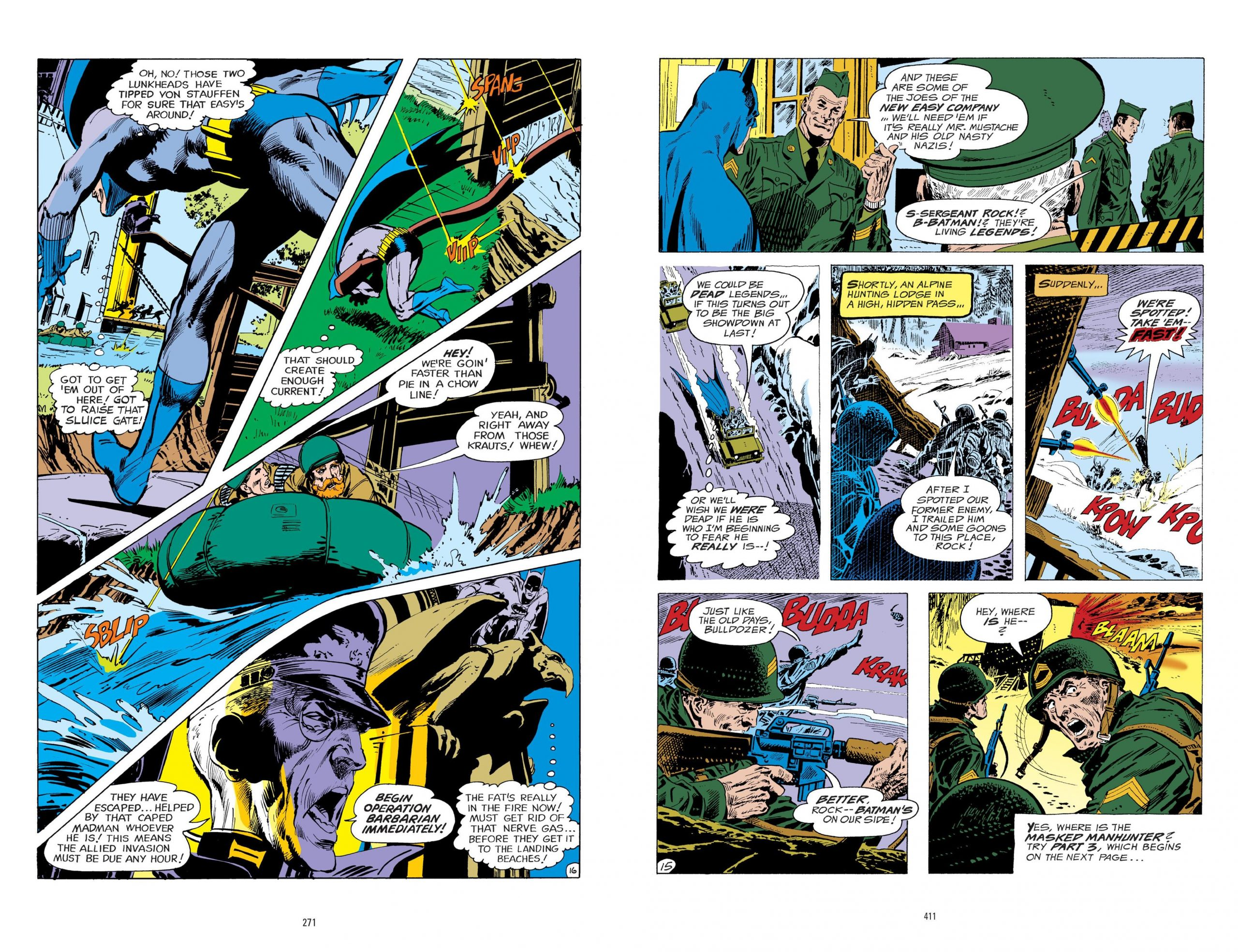 Batman in the Brave and the Bold - The Bronze Age Omnibus review