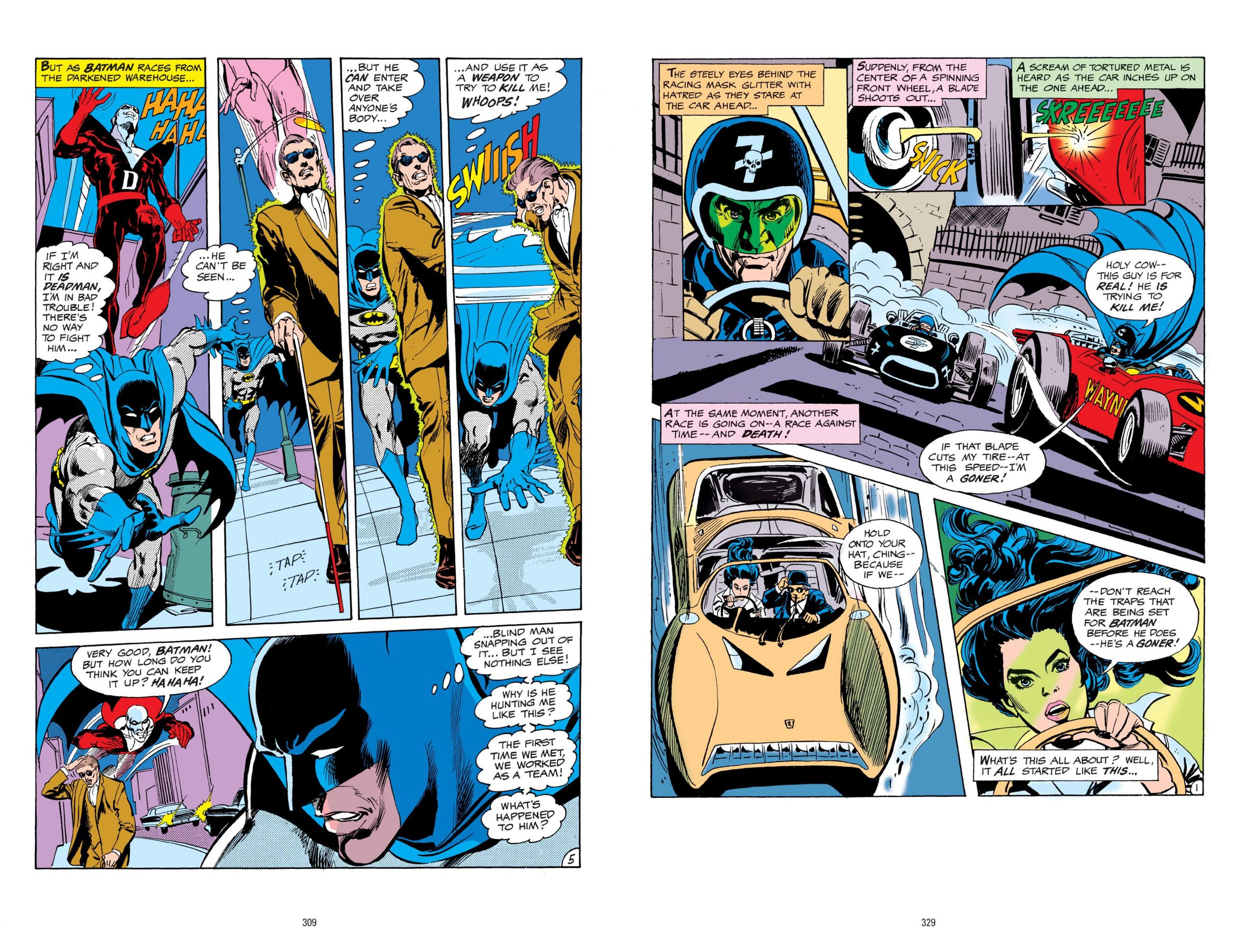 Batman in the Brave and the Bold - The Bronze Age V1 review