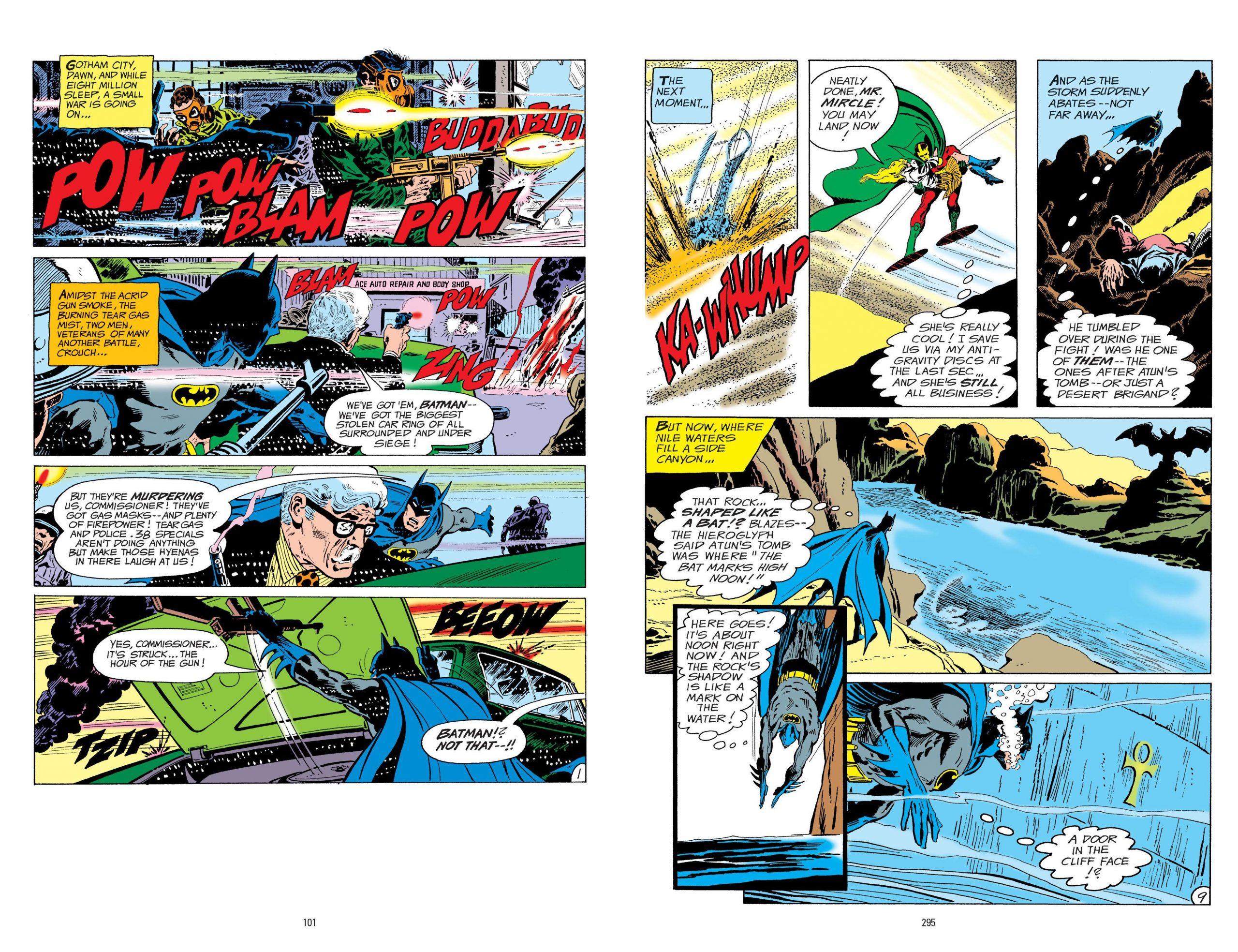 Legends of the Dark Knight - Jim Aparo Volume 1 review