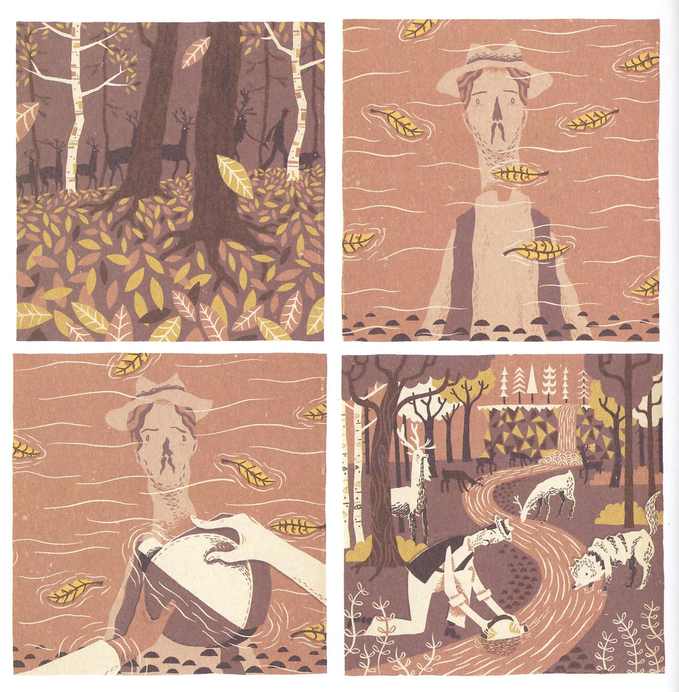 Lichen graphic novel review