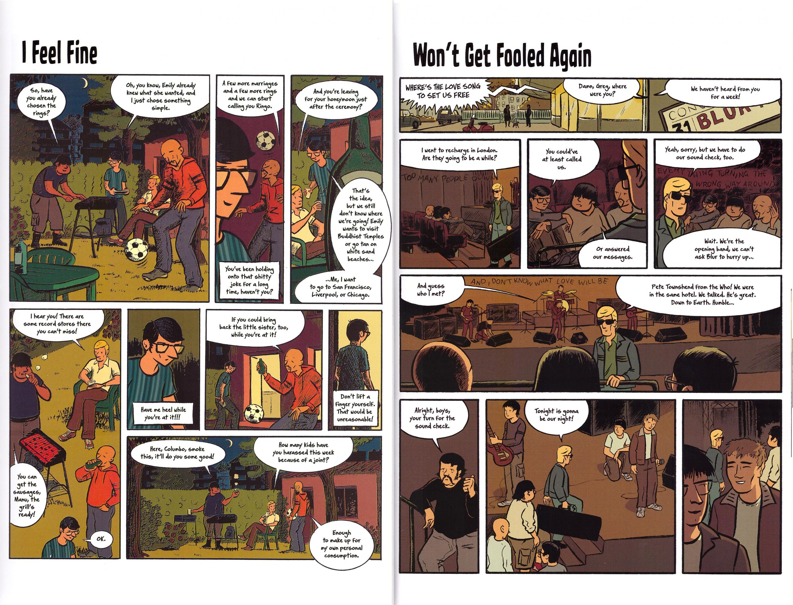 Love Song graphic novel review