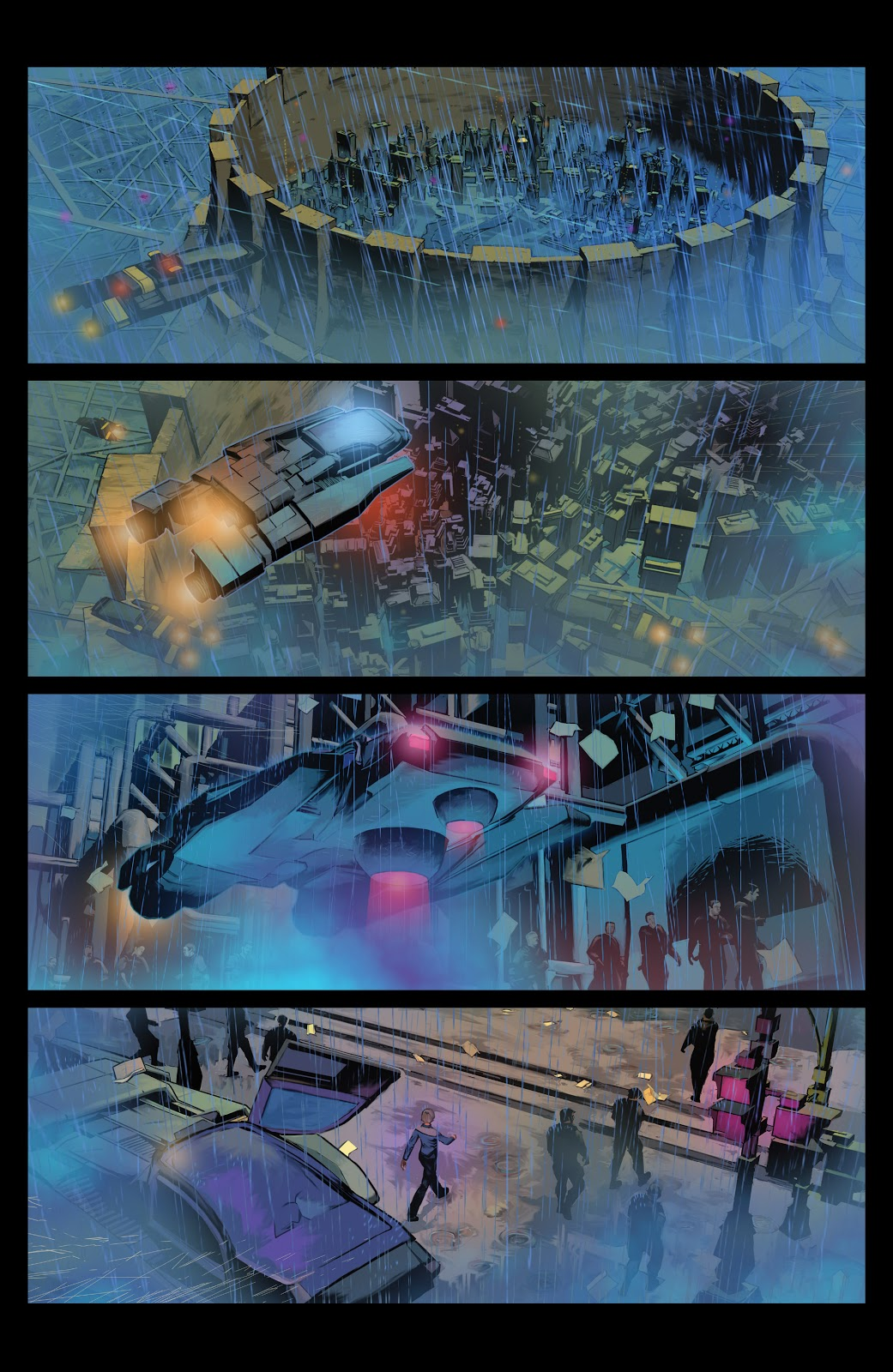 Mechanism graphic novel review