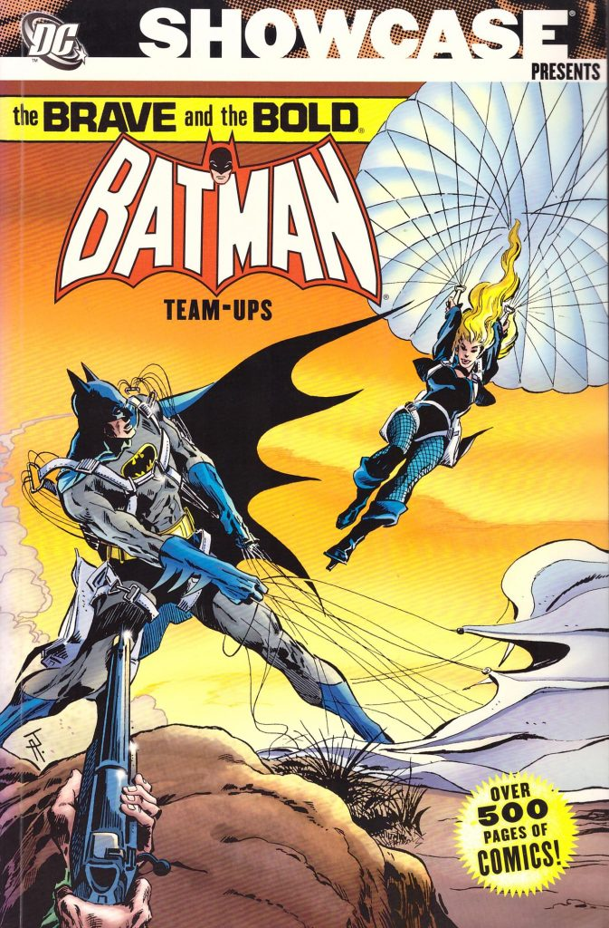 Showcase Presents the Brave and the Bold Batman Team-Ups Volume Two