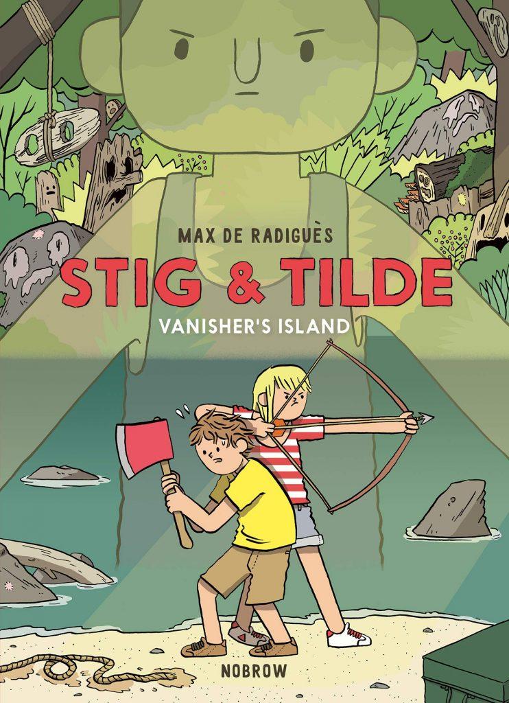 Stig & Tilde: Vanisher's Island