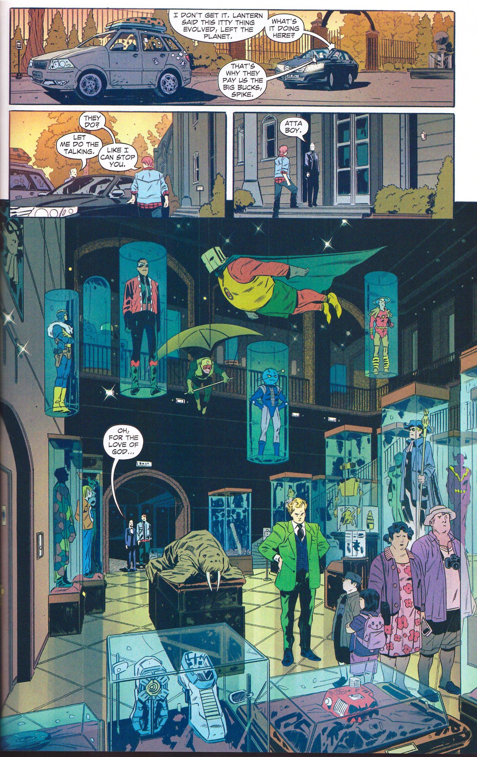 Sugar & Spike Metahuman Investigations review