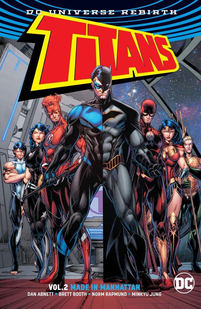 Titans Vol. 2: Made in Manhattan