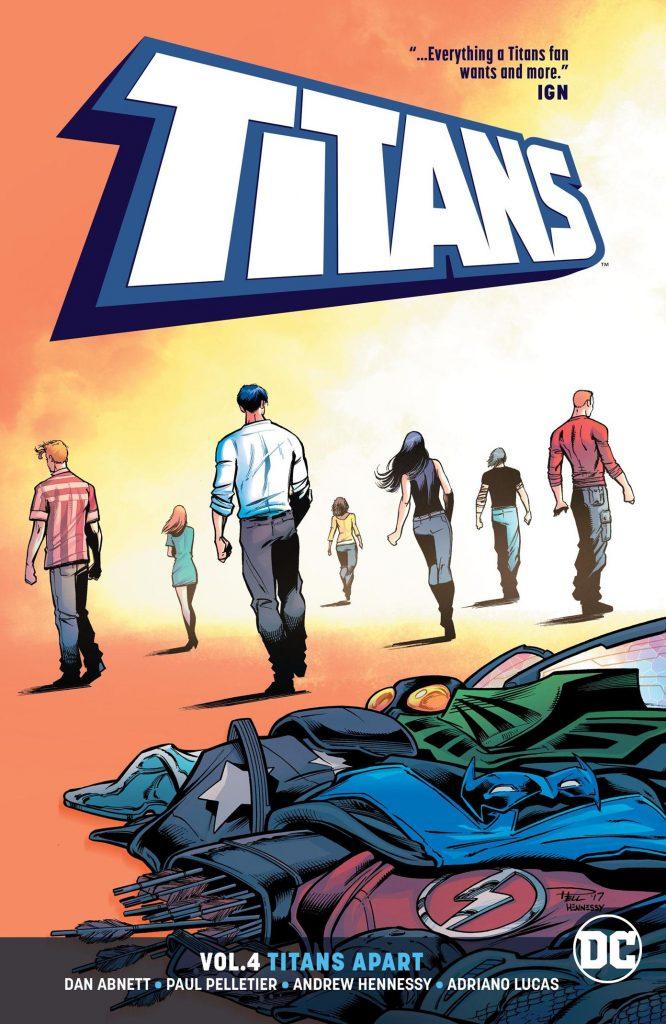 Titans Vol. 4: Titans Apart