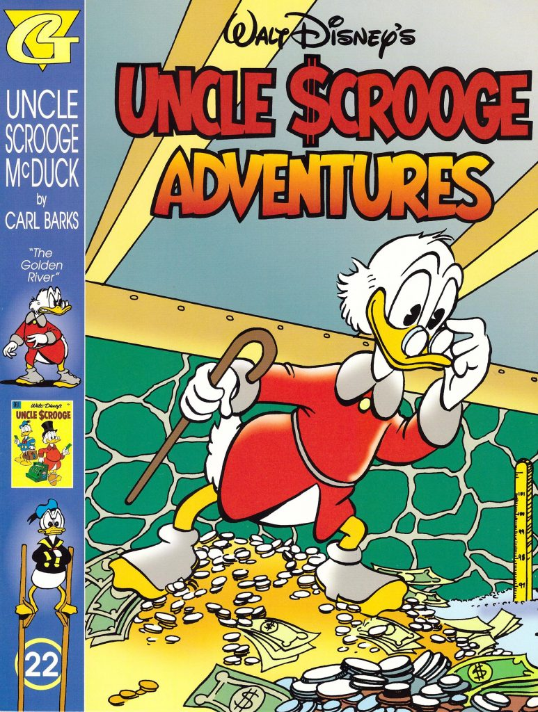 Uncle Scrooge Adventures by Carl Barks in Color 22