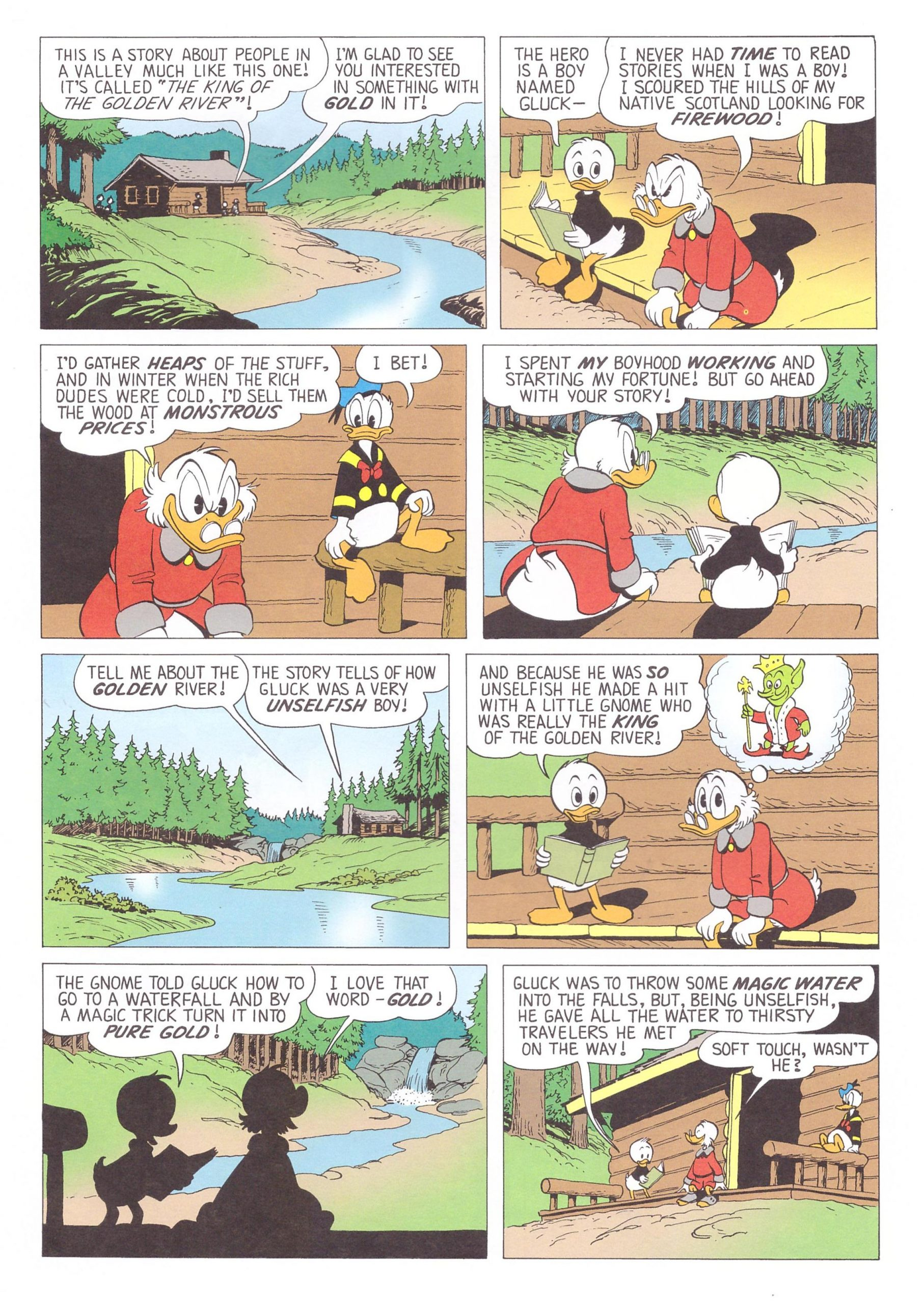 Uncle Scrooge Adventures 22 review