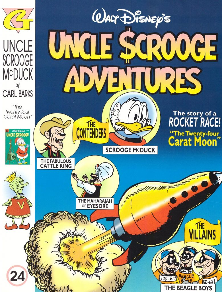 Uncle Scrooge Adventures by Carl Barks in Color 24