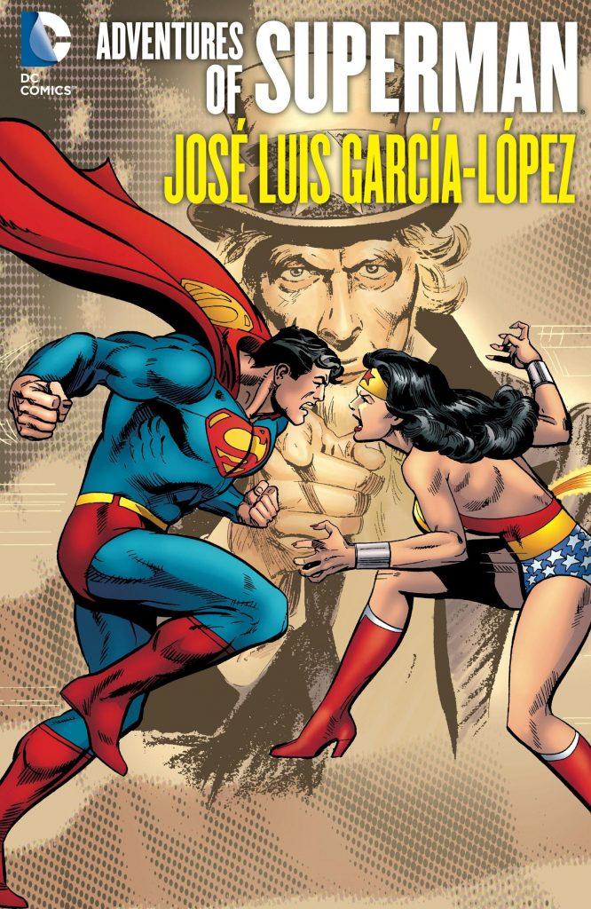 Adventures of Superman by José Luis García-López