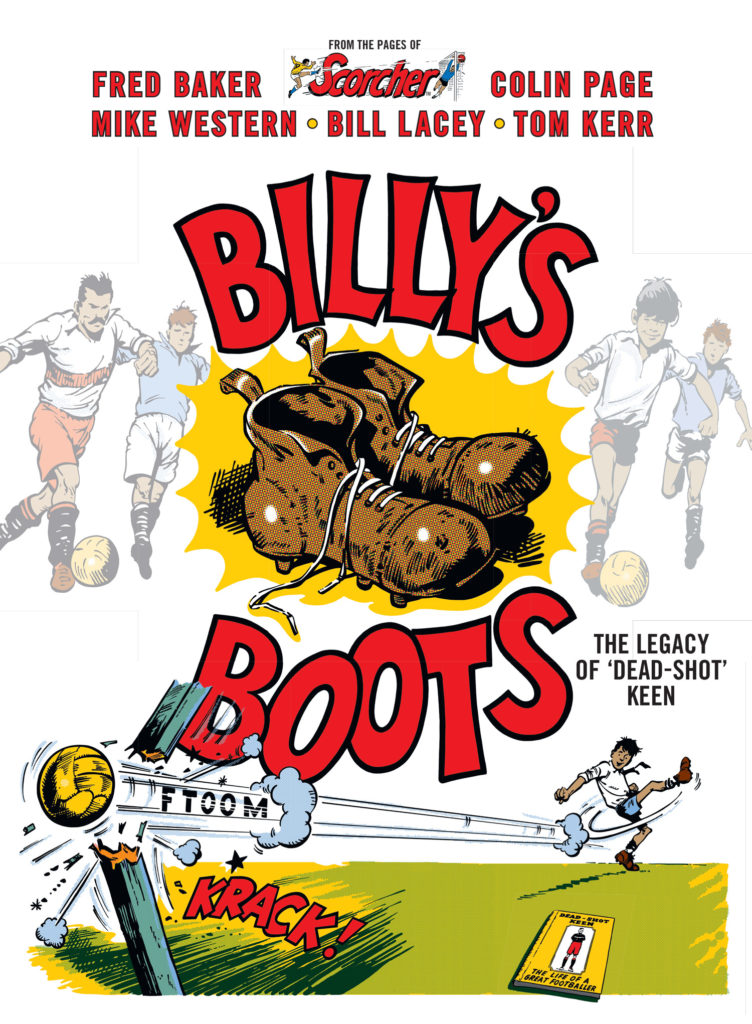 Billy's Boots: The Legacy of Dead-Shot Keen