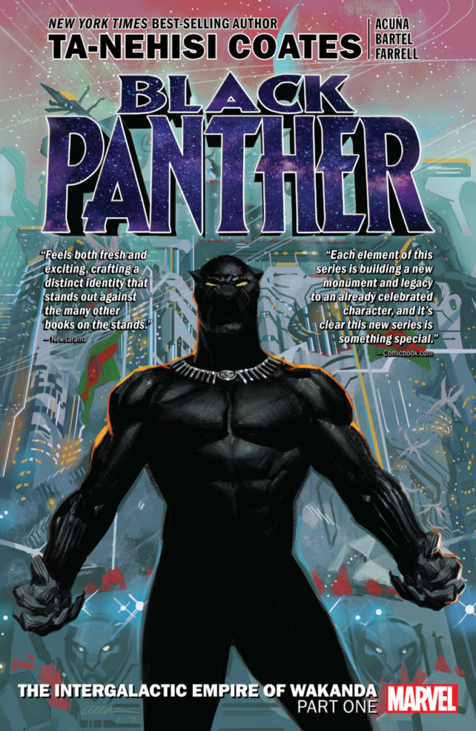 Black Panther: The Intergalactic Empire of Wakanda Part One