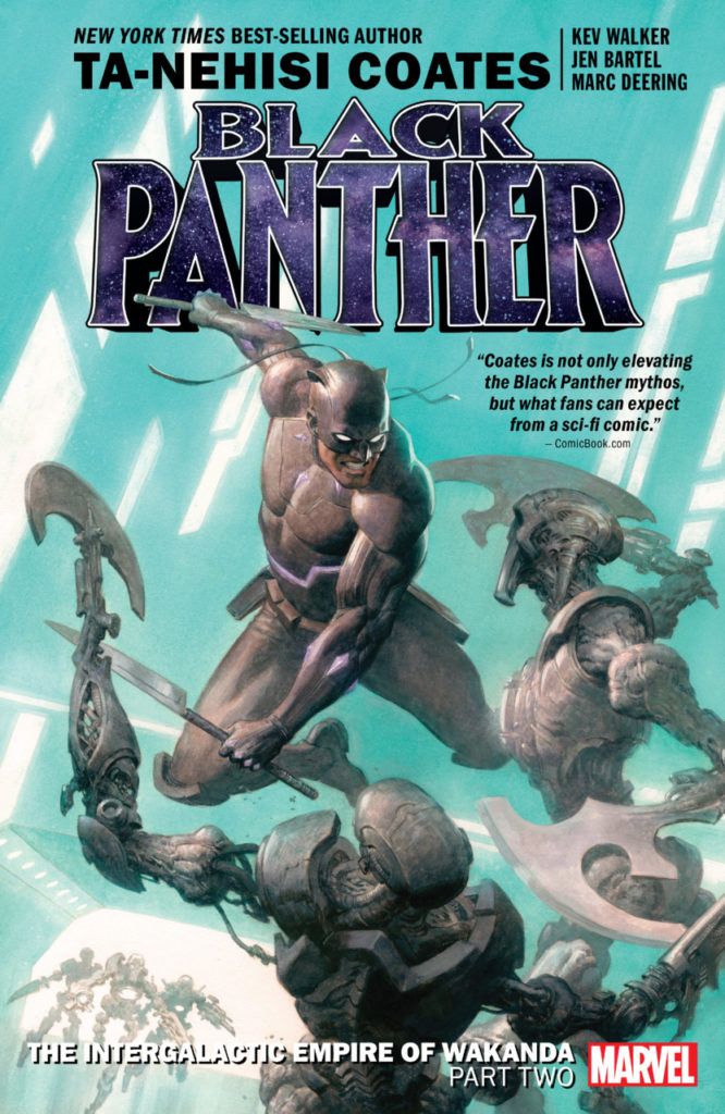 Black Panther: The Intergalactic Empire of Wakanda Part Two