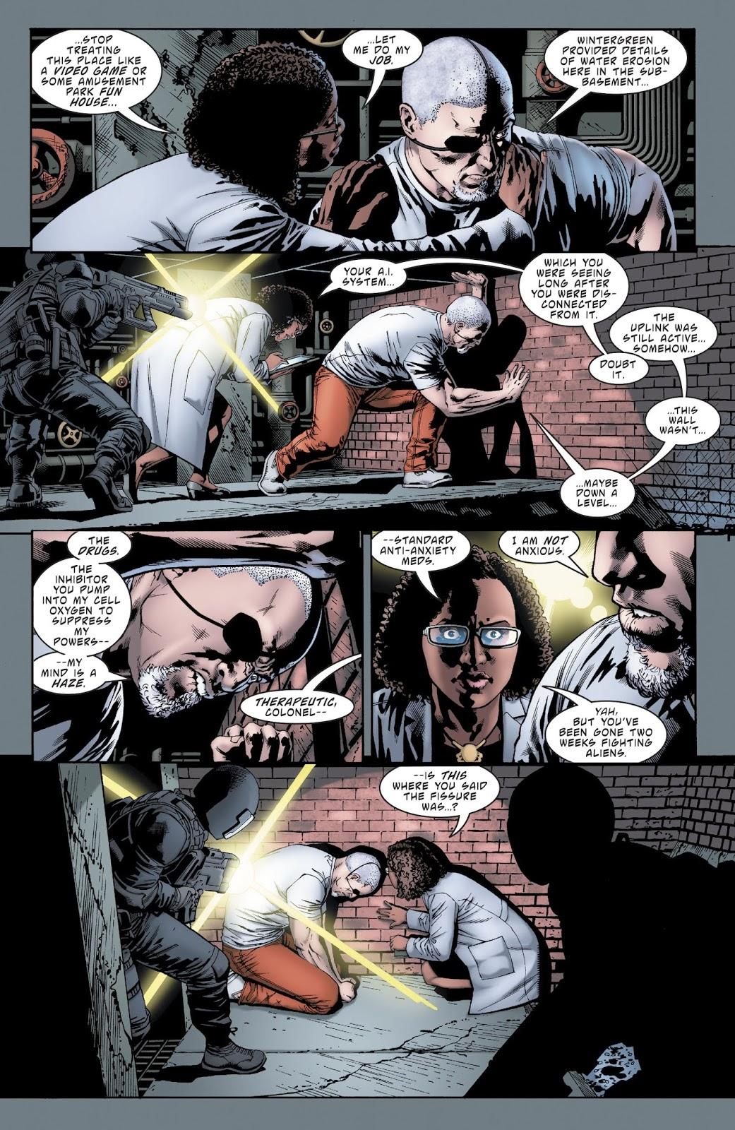 Deathstroke V7 Arkham review