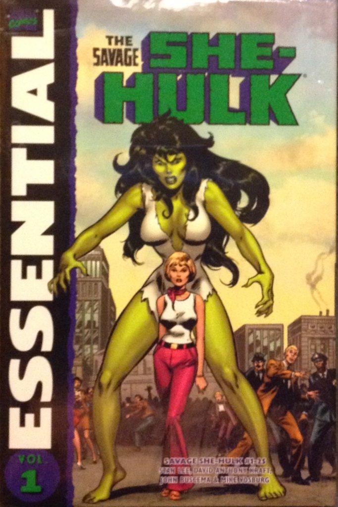 Essential The Savage She-Hulk