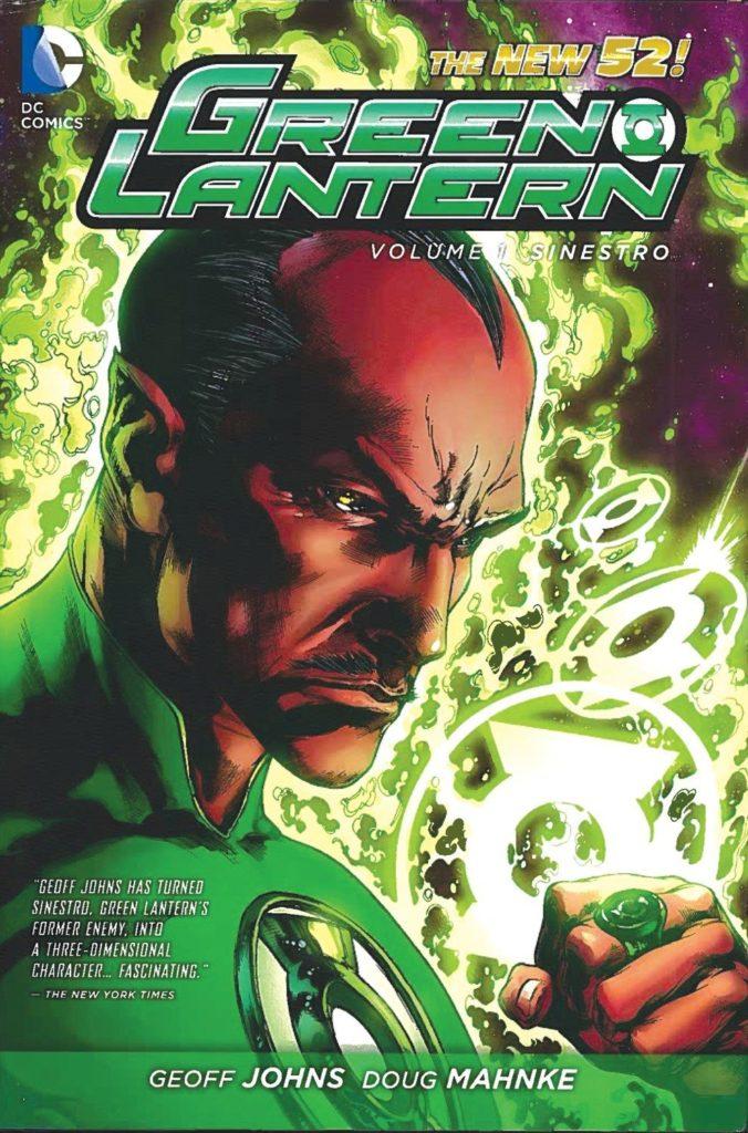 Green Lantern Volume 1: Sinestro