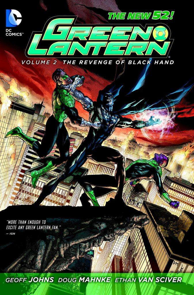 Green Lantern Volume 2: Revenge of Black Hand