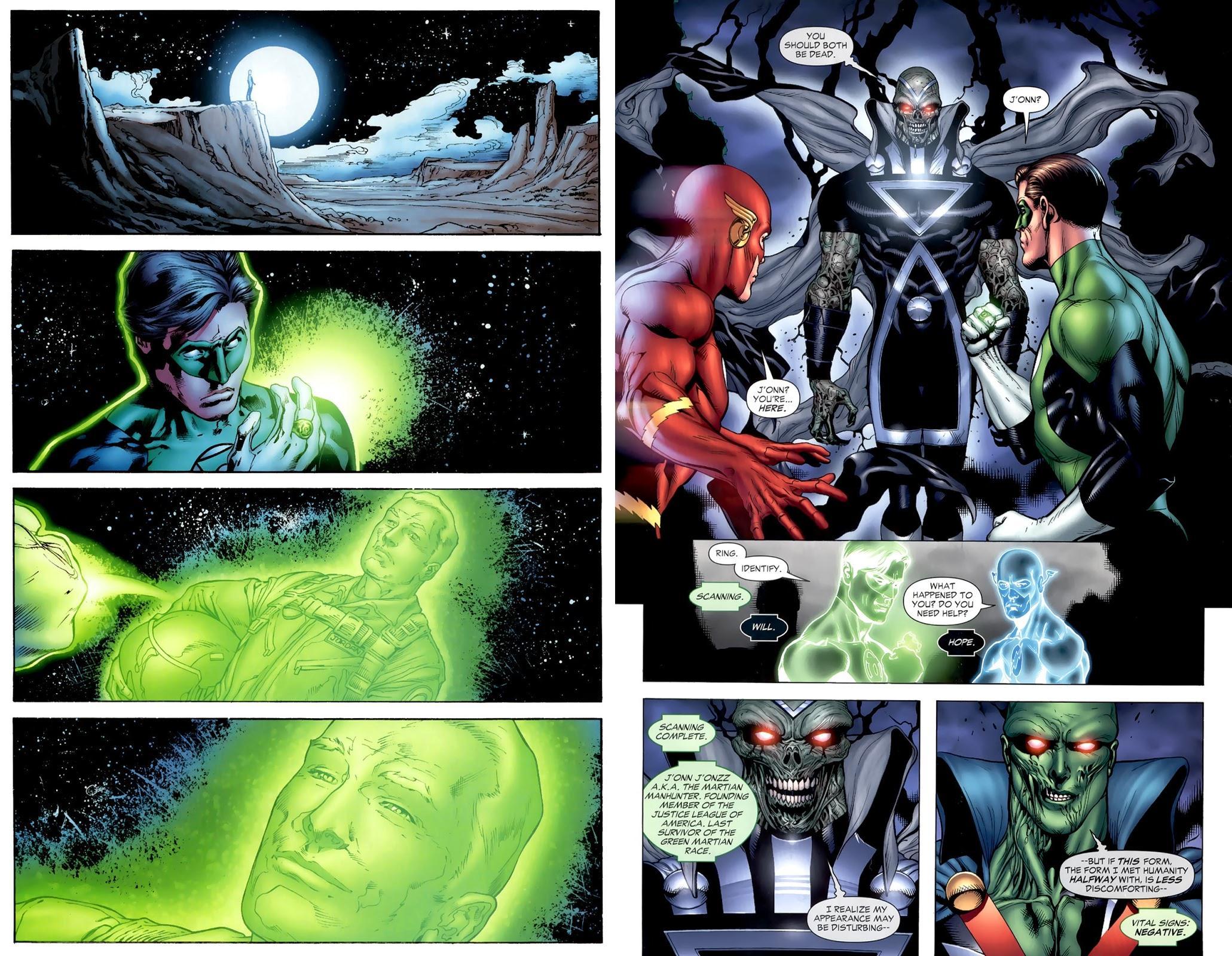 Green Lantern by Geoff Johns Omni V2 review