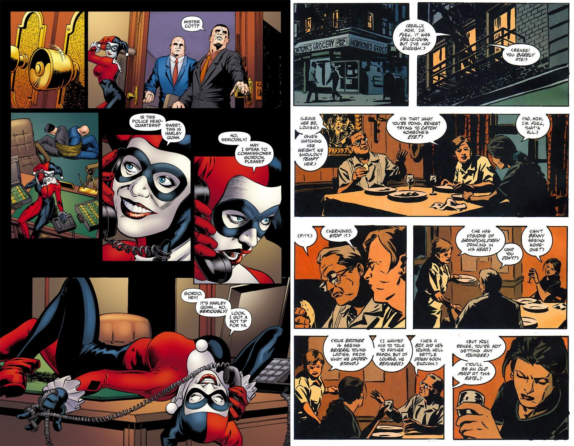 Harley Quinn and the Birds of Prey review