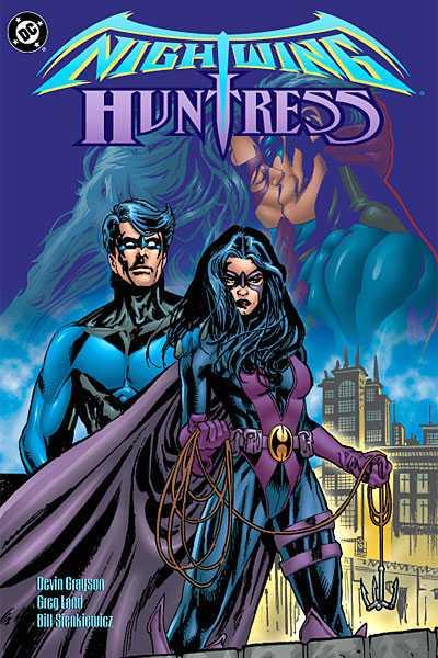 Nightwing Huntress