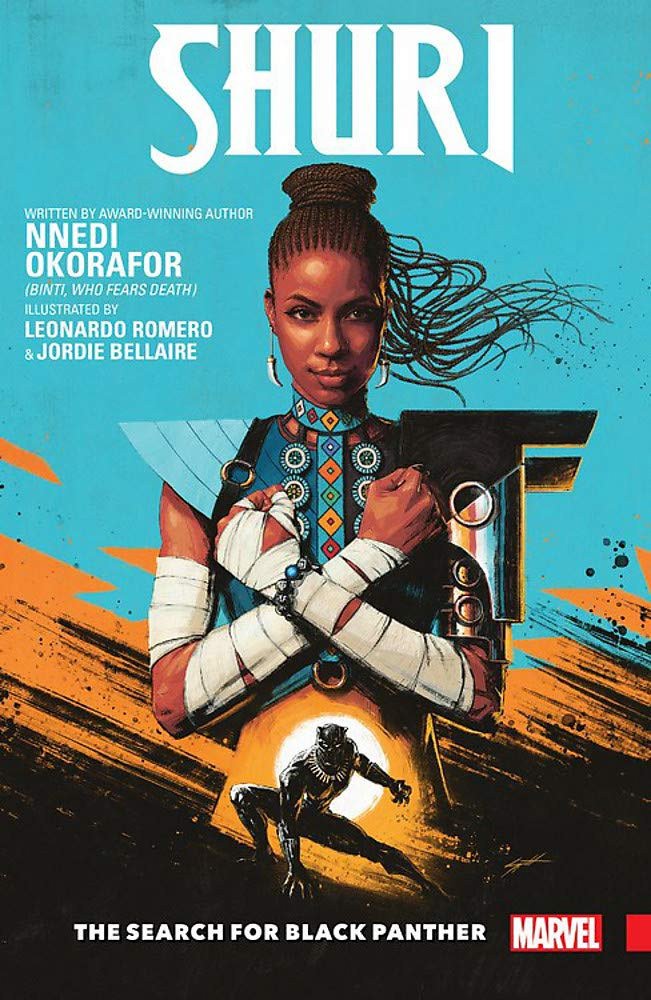 Shuri: The Search for the Black Panther
