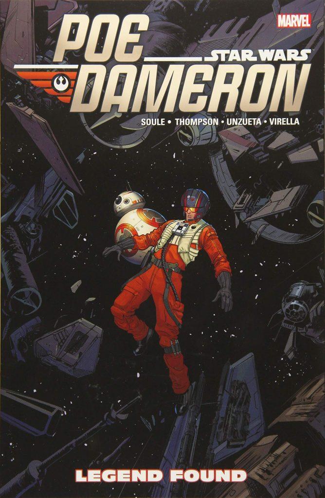 Star Wars: Poe Dameron Vol. 4 – Legend Found
