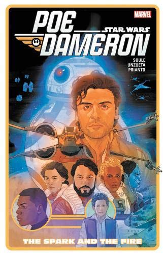 Star Wars: Poe Dameron Vol. 5 – The Spark and the Fire